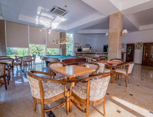 Lounge, Vila Mediterraneo