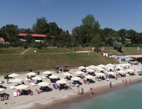 Plaja, Mediterraneo